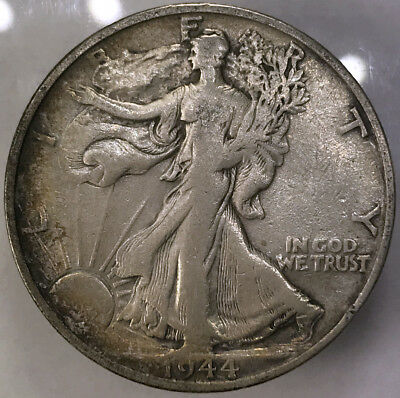 1944 S 50c Walking Liberty Half Dollar (1916-1947) 1005014