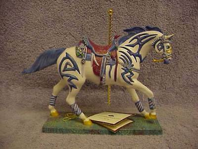 Painted Ponies No. 1476 Vi's Violet Vision 1E/ 1338 Free Shipping