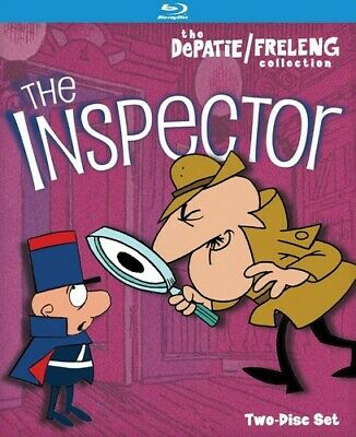 The Inspector [New Blu-ray]