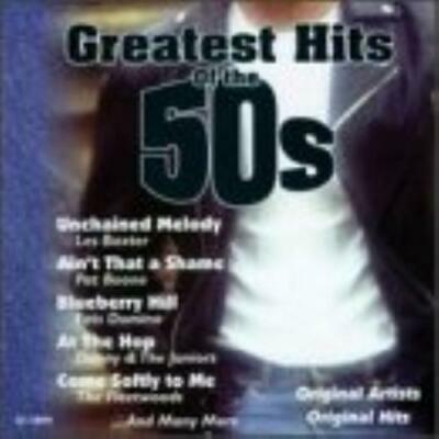 Various Artists : Greatest Hits of 50s 2 CD
