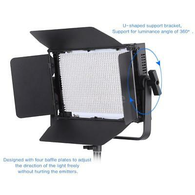 1040Pcs LED Bead 3840LM Photography Studio Video Light Lamp for Camera Camcorder