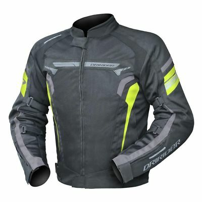 DriRider Air-Ride 4 hornet vented Adventure Touring Motorcycle Jacket ALL SIZES