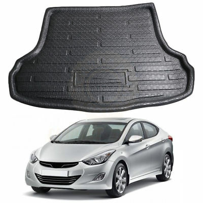 For 11-15 Hyundai Elantra Sedan Trunk Cargo Boot Rear Mat Liner Floor Tray New