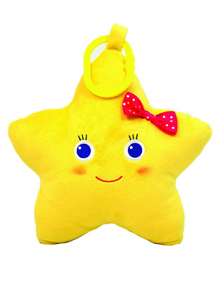 Little Baby Bum Musical Collection Twinkle The Star Plush Toy- Plays 4 Songs