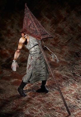 Silent Hill 2: Pyramid Head Figma #SP-055 Action Figure new in stock NEW