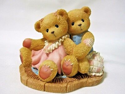 Cherished Teddies RUTH AND GENE Even When We Don't See Eye To Eye 476668 1998