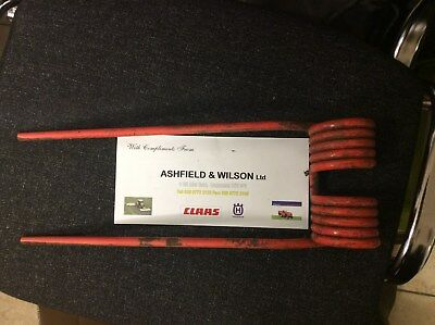 Used Tine For Claas Tedder 780.  Free Postage To Uk.