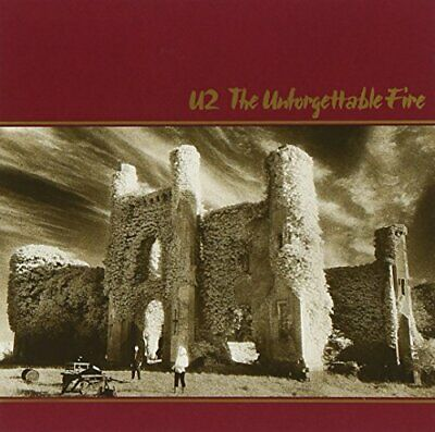 U2 - The Unforgettable Fire - U2 CD A4VG The Fast Free Shipping