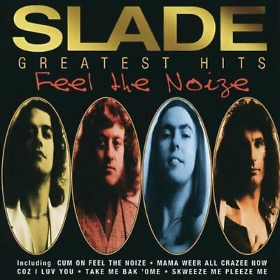 Slade - Greatest Hits - Slade CD XOVG The Fast Free Shipping