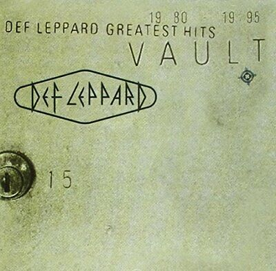 Def Leppard - Vault (Greatest Hits 1980/95) - Def Leppard CD 4MVG The Fast Free