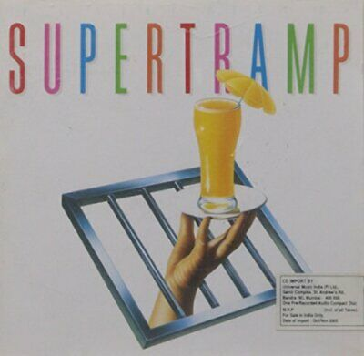 Supertramp - Supertramp - The Very Best Of - Supertramp CD 92VG The Fast Free