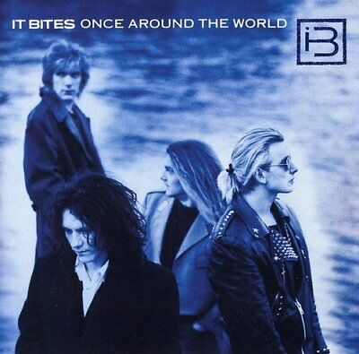 It Bites - Once Around the World - It Bites CD 5YVG The Fast Free Shipping
