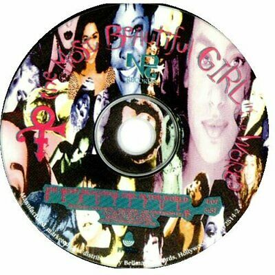 Prince - The Most Beautiful Girl in the World - Prince CD LOVG The Fast Free