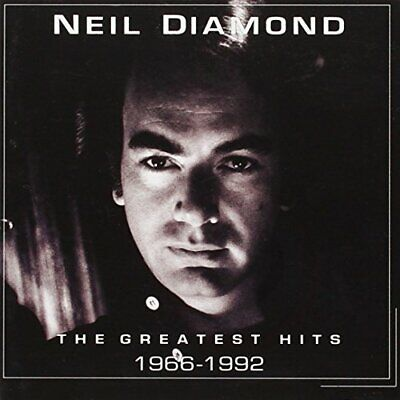 Neil Diamond: The Greatest Hits 1966-1992 -  CD BCVG The Fast Free Shipping