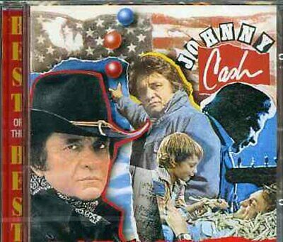 Cash, Johnny - Greatest Hits - Cash, Johnny CD 4FVG The Fast Free Shipping