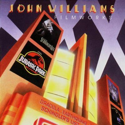 John Williams - Film Works - John Williams CD 70VG The Fast Free Shipping