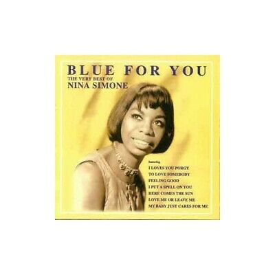Simone, Nina - Blue For You - The very best of Nina Si... - Simone, Nina CD KVVG