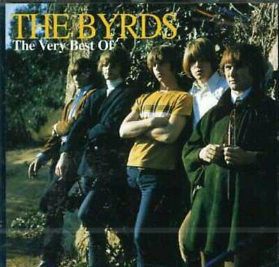 The Byrds - The Very Best Of The Byrds - The Byrds CD ECVG The Fast Free