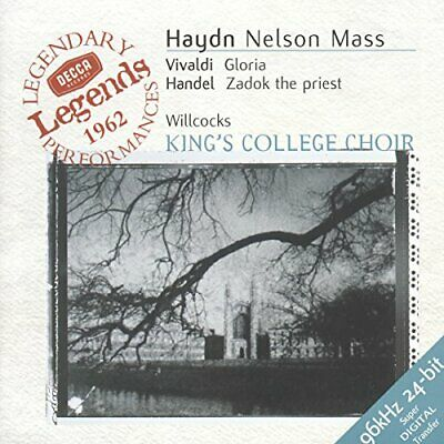 Nelson Mass -  CD T9VG The Fast Free Shipping