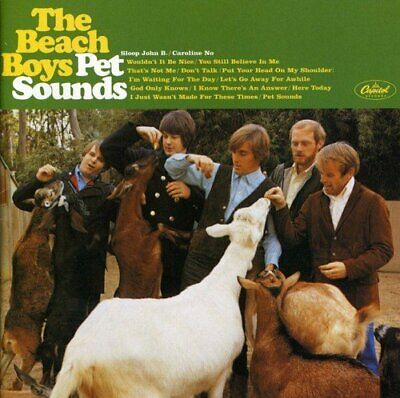 The Beach Boys - Pet Sounds - The Beach Boys CD HMVG The Fast Free Shipping