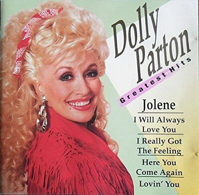 Dolly Parton - Greatest hits - Dolly Parton CD 37VG The Fast Free Shipping