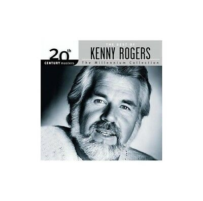 Kenny Rogers - 20th Century Masters: Millenium Collect... - Kenny Rogers CD SIVG
