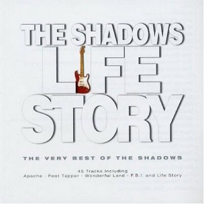 The Shadows - Life Story: The Very Best of The Shadows - The Shadows CD EWVG The