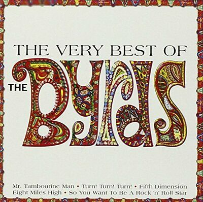 Very Best of The Byrds -  CD JWVG The Fast Free Shipping