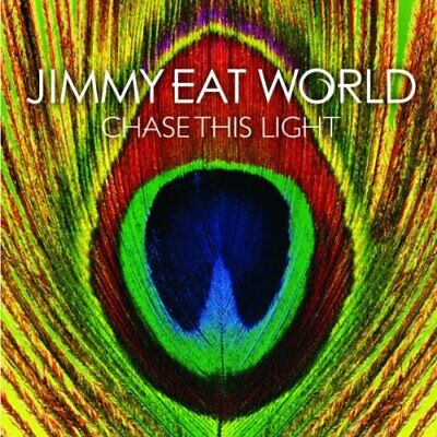 Jimmy Eat World - Chase This Light - Jimmy Eat World CD VMVG The Fast Free