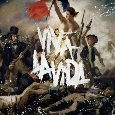 Coldplay - Viva la Vida or Death and All His Friends/Prosp... - Coldplay CD A6VG