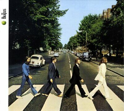 The Beatles - Abbey Road - The Beatles CD UQVG The Fast Free Shipping