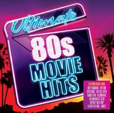 Various Artists - Ultimate 80's Movie Hits - Various Artists CD 94VG The Fast