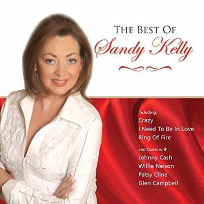 Sandy Kelly - The Best Of Sandy Kelly - Sandy Kelly CD DYVG The Fast Free