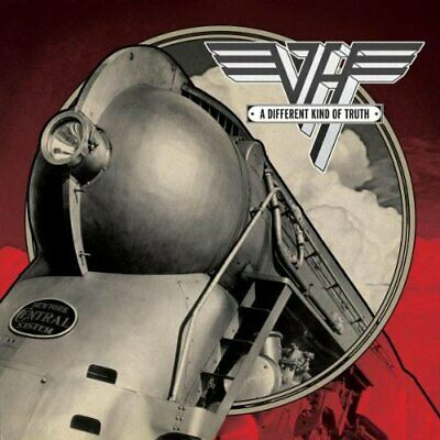 Van Halen - A Different Kind Of Truth - Van Halen CD 9UVG The Fast Free Shipping