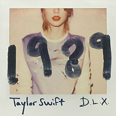 Taylor Swift - 1989 - Taylor Swift CD 4YVG The Fast Free Shipping