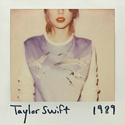 Taylor Swift - 1989 - Taylor Swift CD FSVG The Fast Free Shipping