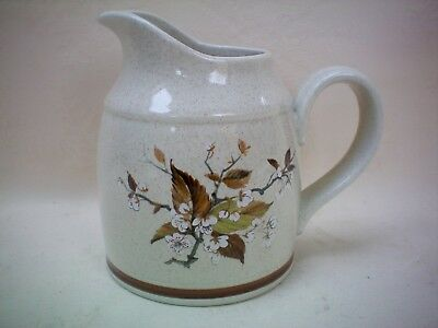 "Royal Doulton Wild Cherry LS1038 Large Milk Serving Jug 5"" tall Excellent Cond"