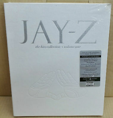 Jay - Z The Hits Collection Volume One 1 Collector's Edition 2 CD Box Set
