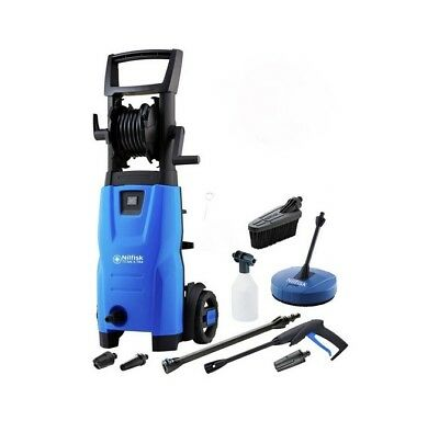 Nilfisk Titan X-TRA 120 Bar 1400W Cold Water Pressure Washer JetWash Accessories