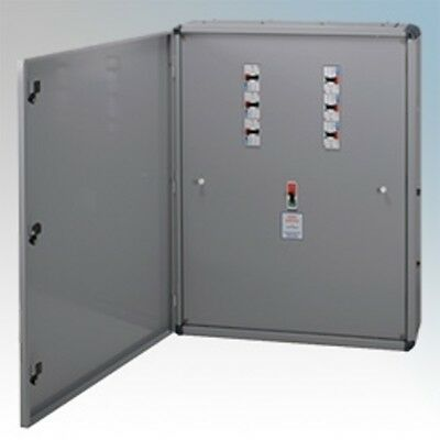 MEM Eaton Memshield 2 PBEG1225M 12 Way 250a MCCB Panel Board Distribution Board