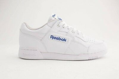 79.99 Reebok Men Workout Plus white royal 2759 93b4a9ec8
