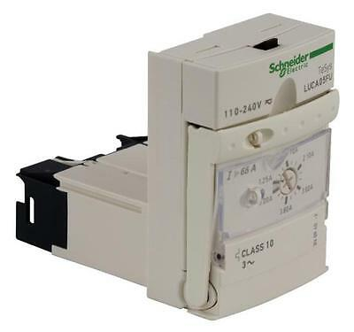 Schneider Electric 3kW 3p Thermal- Dol Motor Starter 3 Phase Control IP40