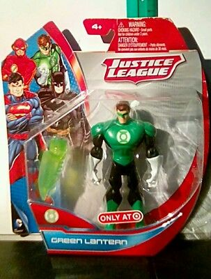 Target exclusive justice league green lantern figure