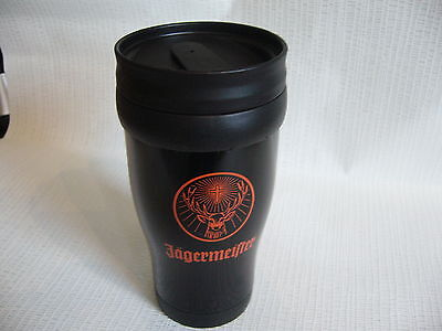 Orginal Jägermeister Thermobecher TRAVEL MUG COFFEE TO GO !Neu OVP.