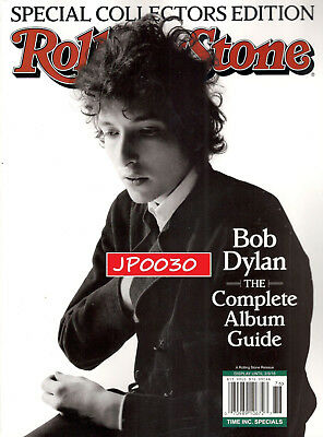 Rolling Stone Special Collector's 2017, Bob Dylan, Brand New/Sealed