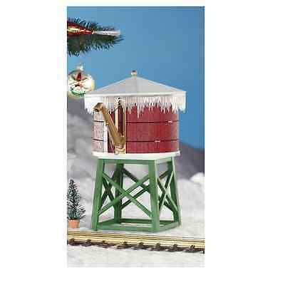 Piko G Scale North Pole Water Tower Built Up | Ships In 1 Business Day | 62702