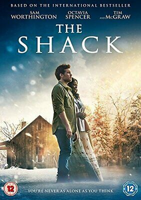 The Shack [DVD] [2017] - DVD  HGVG The Cheap Fast Free Post