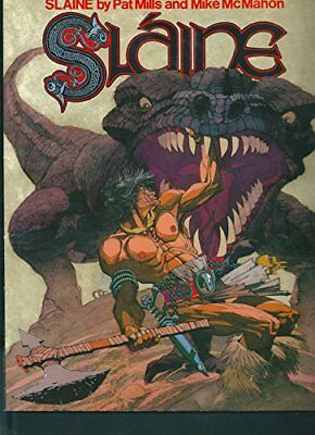 Slaine: The Horned God: v. 1 (A 2000 AD graphic novel) by Mills, Pat Book The
