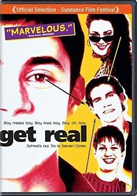 Get Real [New DVD] Ac-3/Dolby Digital, Dolby, Dubbed, Subtitled, Widescreen