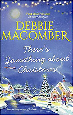 There's Something About Christmas, New, Macomber, Debbie Book